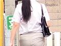 東京街角盗撮ビデオ パンツスーツOLのパッツパツむっちむちのはちきれそうな着衣エロ巨尻202人の記録 No.1