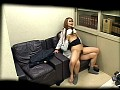某有名レンタル店 店長盗撮 ビデオを延滞・破損した女子校生たち サンプル画像 No.4
