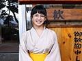 田舎旅館の地味メガネな若女将さんが爆乳Iカップ晒して決意の応募デビュー!!藍さん 1