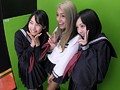 [KTKP-005] HeyHeyHey!!LAから金髪留学生がやってきた!日本の女子校生と逆ナンパ対決 秒速ナンパでハメまくれ!超絶キュートジャニス・ミラー妃翠のヤリマン伝説!