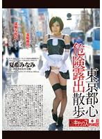 「東京都心危険露出散歩 夏希みなみ」のパッケージ画像