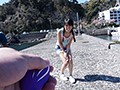 沖縄離島で生まれ育った天真爛漫な健康的褐色美少女が地元でセカンド・ヴァージンデビュー!! 安座間那海 No.6