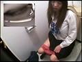女子トイレ盗撮!オナニスト女子校生の興味本位のアナルオナニー厳選映像 サンプル画像1