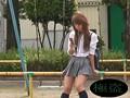 街角強制スカートめくり「女子校生編」 サンプル画像 No.2