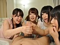 [KWBD-162] kawaii*BEST 美少女限定!シコシコどっぴゅん 手コキ発射8時間
