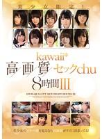 美少女限定!kawaii*高画質セックchu8時間III