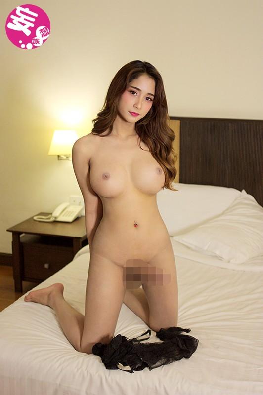 タイの超売れっ子カリスマニューハーフ 電撃AVデビュー バンコク出張☆現地生撮り の画像6