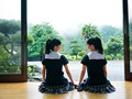 18歳、制服の双子処女。「2人でしかできない、初めてのこと」 芦田まり 芦田えり 5