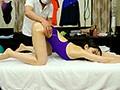 意に反してハミ出す尻、乳、マ●コ 競泳水着マッサージ性交 1