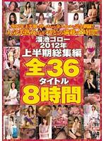 溜池ゴロー2012年上半期総集編全36タイトル8時間