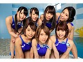 [MDVR-003] 【VR】【MOODYZ VR】全員女子の水泳部に男子は僕ひとりだけ。 椎名そら かなで自由 宮崎あや 長澤ルナ 七海ゆあ 藤川れいな 水澤りこ
