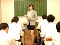 僕だけの巨乳女教師ペット 森ななこ サンプル画像2