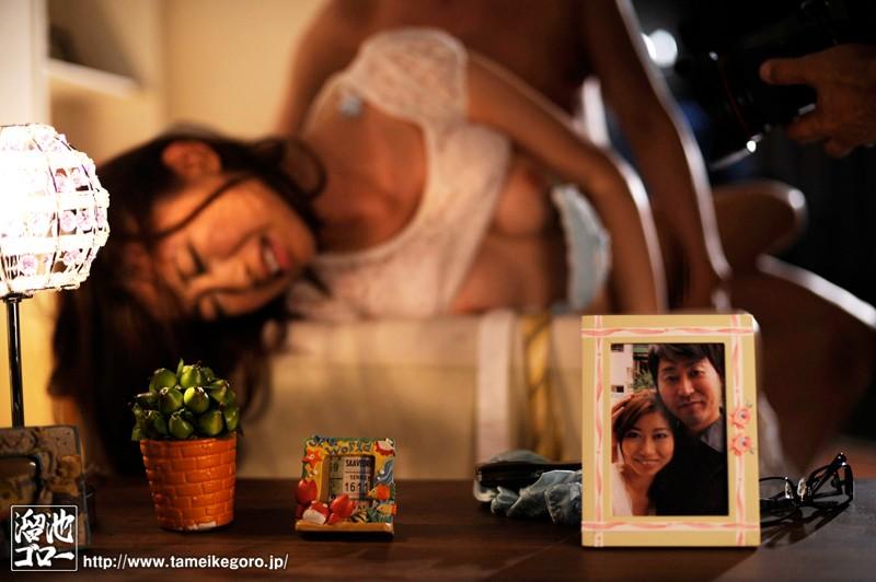 私、実は夫の上司に犯され続けてます… 稲川なつめ の画像8