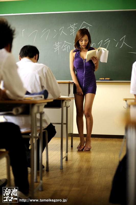 [MDYD-743] 僕だけの巨乳女教師ペット 生け贄女教師調教編 西條るり