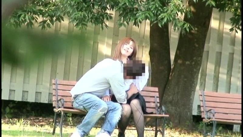公園でサカリのついた露出カップル盗撮3.5時間 の画像13