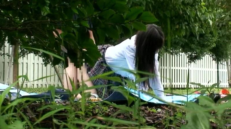 公園でサカリのついた露出カップル盗撮3.5時間 の画像6