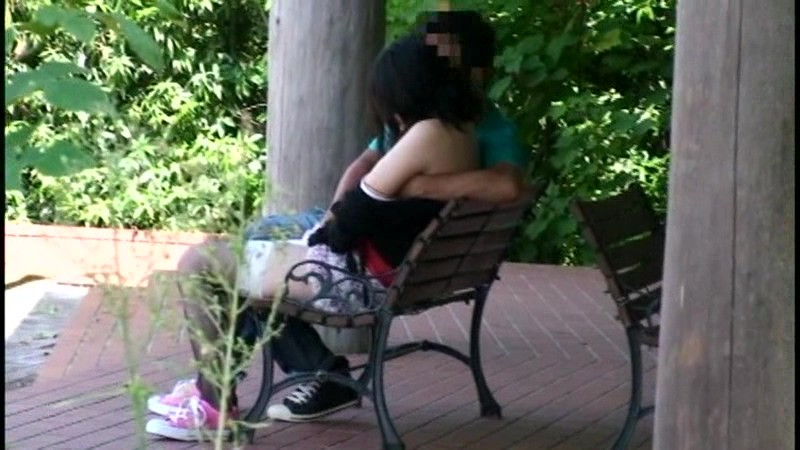 公園でサカリのついた露出カップル盗撮3.5時間 の画像9