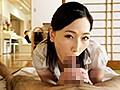 上司の巨乳妻が淫語で鼓膜を犯しながらこっそり中出しを誘惑 佐山愛 6