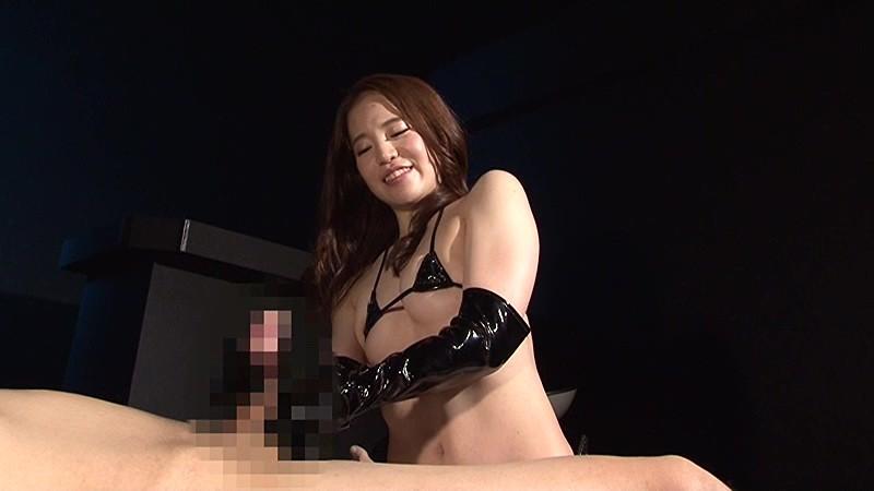 ザ☆エナメル痴女 手コキ男犯 連射・男の潮吹き・尿道・亀頭・睾丸責め の画像6