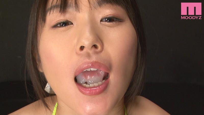 ものすごい舌上発射ごっくん/つぼみ2