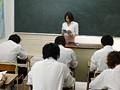 おもらし女教師凌辱レイプ 成宮カナのサンプル画像