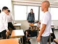 クラスメイトをかばって身体を捧げたおっぱい学級委員長 香山美桜 2