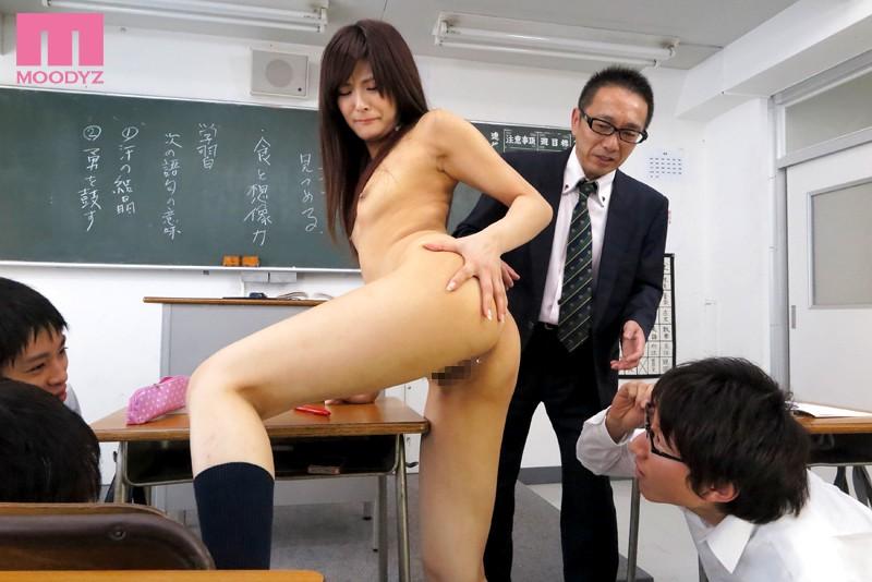 意識残して身体を乗っ取られる!首から下だけ催眠術にかかった女子校生 早川伊織