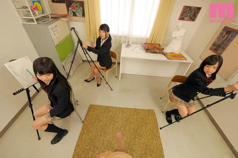 私立ハーレム淫語学園3!!! あべみかこ 跡美しゅり 宮沢ゆかり