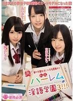【画像】私立ハーレム淫語学園3!!!