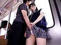 痴漢したJKがその後僕を好きになり本気でむさぼり合った 栄川乃亜