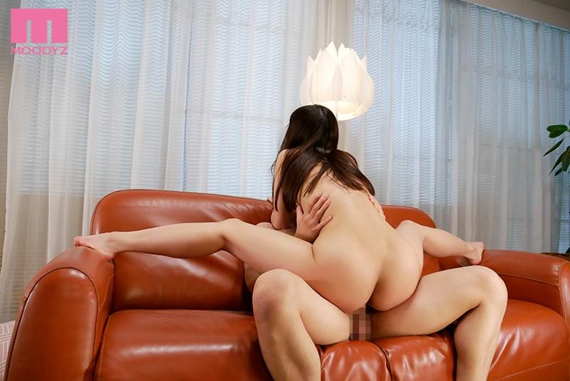 腰の振り幅半端ない ロ~ングスライド騎乗位 阿由葉あみ 画像10枚