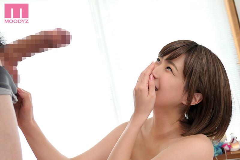 現役女子大生!!ナチュカワ19歳AVデビュー!! 二宮ひかり 画像10枚