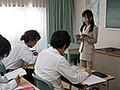 おチ○ポ挑発練習中!! 誘惑新任女教師 七沢みあ 8
