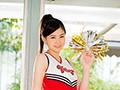 [MIFD-031] ナンパで捕まえた某野球チアリーディングチーム所属の9頭身ダンス美少女!Fカップ美乳ちゃんAV出演!! 三鷹レイナ