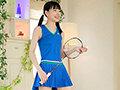 新人20歳 バドミントンにもエッチにも全力スマッシュ美少女 AV debut 花詠陽菜 画像1