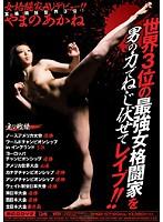 世界3位の最強女格闘家を男の力でねじ伏せてレイプ!! やまのあかね ダウンロード