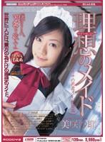 「理想のメイド 巷でウワサの派遣メイド倶楽部 美咲沙耶」のパッケージ画像