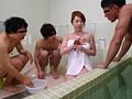 全裸で温泉レポーターをさせられた妻 風間ゆみ 3