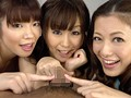 最高のオナニーのためにDX 花井メイサ 青山菜々 水城奈緒 サンプル画像 No.6