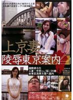 「上京妻陵辱東京案内 2」のパッケージ画像