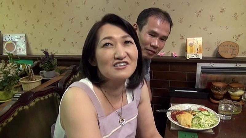 街の洋食屋のおばさんがAVデビュー 柚木しほ