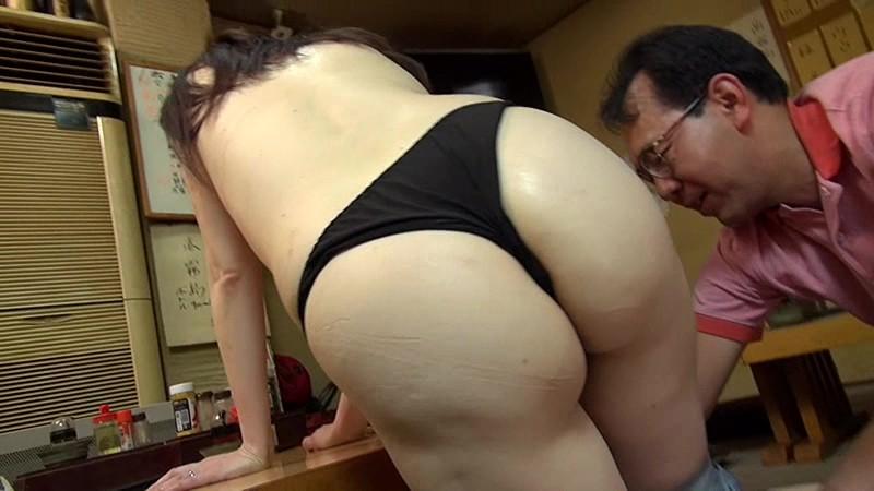 そば屋のお母さんがAVデビュー 野村花江3