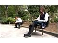 黒タイツを穿いている女子校生の足にすごくムラムラしちゃうんです サンプル画像0