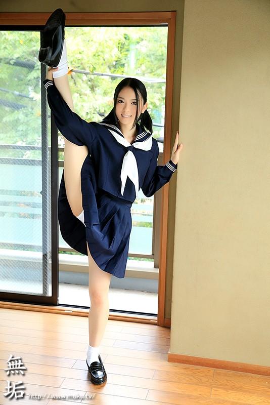 新体操部エースのプライベートSEXのクセがすごい!敏感少女の大開脚軟体性交 ゆうり(武井ゆうり)