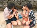 ひと夏の旅の思い出。南の島で見つけた小さい女の子に欲望のままに本物中出し。少女交換スワッピング編。りな147cm「無毛」 6