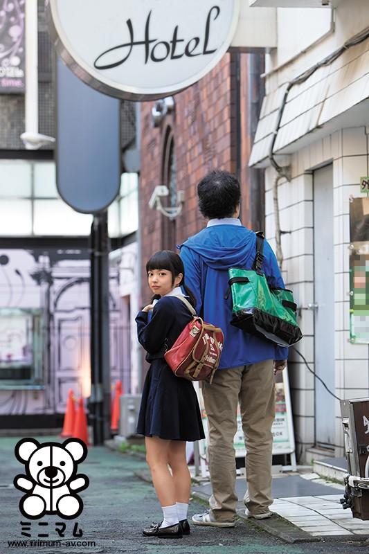 街で良く見る違和感カップル。写真だけのコスプレ撮影。川島くるみ