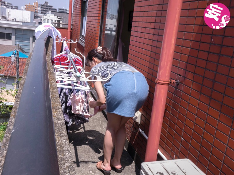 社会派ねとられドラマ 隣人の情婦になってしまった妻 飯岡かなこ の画像1