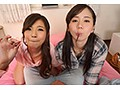 [NJVR-006] 【VR】【逆3P風俗VR】 友達同士でデリヘルバイトしている仲良し女子大生2人とイチャデリ体験!