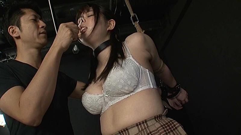 巨乳少女 監禁・暴行・虐待・陵辱 斉藤みゆ の画像14