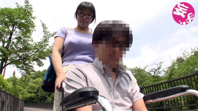 実録NTRドキュメント 不能な夫と爆乳女房 夫婦上京寝盗られAV出演 三喜本のぞみ の画像1